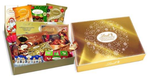 Lindt Süßigkeiten Mix 1,8 Kg! @ Amazon (-70% auf Weihnachtsartikel)