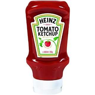 Amazon Heinz Markenketchup 50% reduziert zB: 5 Stk. um 6,23 € ( Preisvergleich 12,45 € )