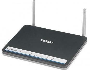 Targa DSL VoIP WLAN Router (WR500) für 12€ im Lidl-Onlineshop!