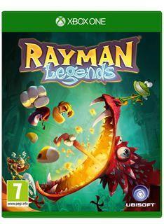 Rayman Legends für Xbox One (DL) nur 9,45€