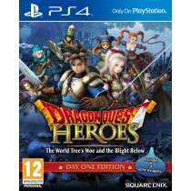 [thegamecollection] Dragon Quest: Heroes - Day One Edition (PS4) für 28,44€
