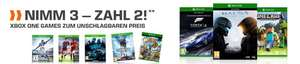 "[Saturn.at] Xbox One Games ""Nimm 3 - Zahl 2!"""