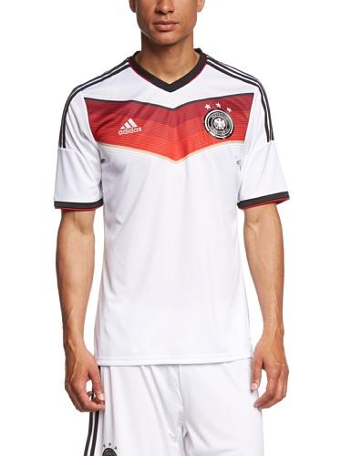 Amazon: Adidas Herren Trikot (DFB WM 2014) ab 19,61 € (XL, XXL, XXXL) - 75% sparen