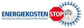 Energiekosten-Stop: Eine Aktion des VKI - STROM & GASANBIETER wechseln