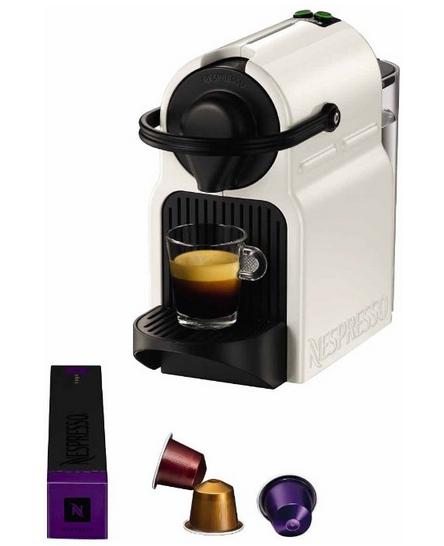Krups Nespresso Inissia Kaffeekapselmaschine ab 40 €inkl Versand - 57% sparen