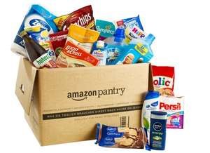 (HOT) Amazon Pantry Box: 10 € Rabatt + Gratisversand
