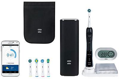 Oral-B, Elektrische Zahnbürste, Black Pro 7000 SmartSeries