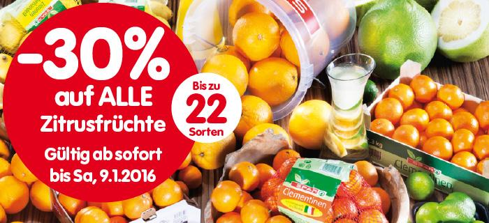 Lebensmittelhandel Angebotsübersicht 7.1.2016 - 13.1.2016
