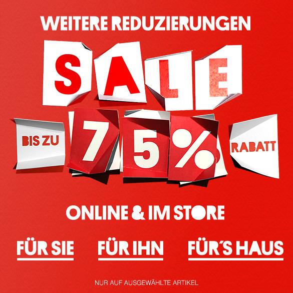 Urban Outfitters: Sale mit bis zu 75% Rabatt + zusätzlich 20%