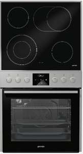 [Media-Markt.at] GORENJE BC 635 E 10 X + ECD 620 X  Herd-Set