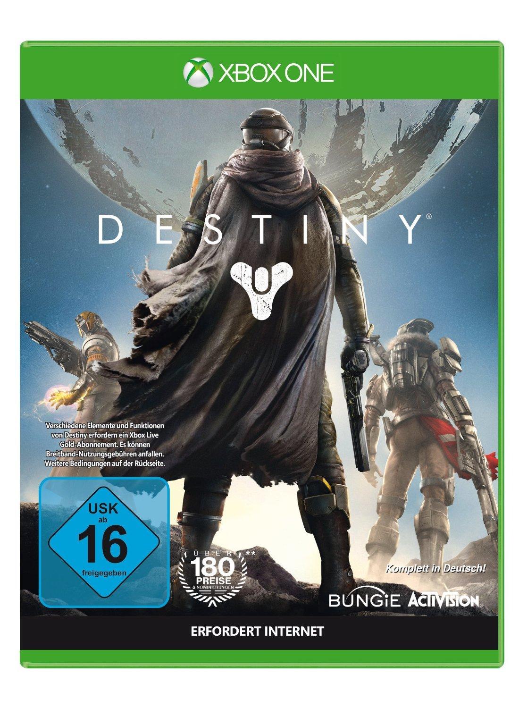 Amazon: Destiny (Xbox One) für 9,99€