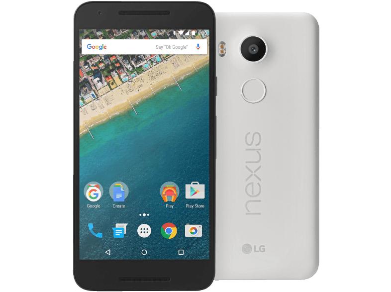 [mediamarkt.at] LG Google Nexus 5X Smartphone (16GB, 5,2 Zoll) - Preis ab 20 Uhr