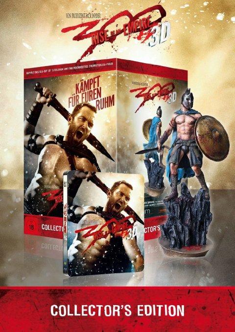 [MediaMarkt SCS] 3D Blu-Ray Ultimate Collectors Edition für je 40€ statt 80-90€