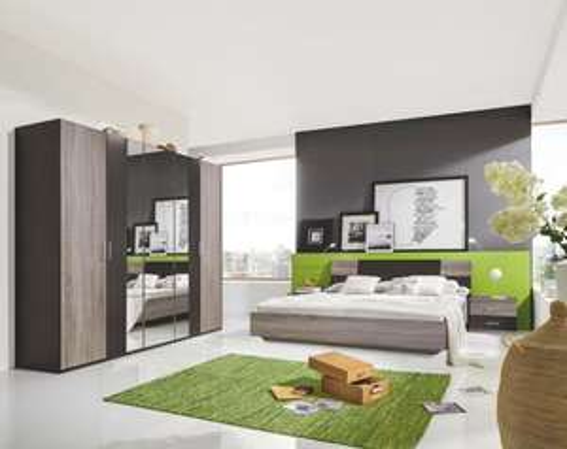 Komplett Schlafzimmer in Eichenfarben für 249€ inkl. Versand bei XXXL