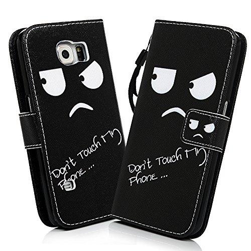 PU Tasche für S5, S6, Huawei P8 Lite und Sony Z3