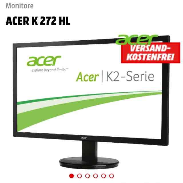 """Acer K272HLCBID 27"""""""