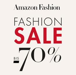 """Amazon """"Final Fashion Sale"""" - bis zu 70% sparen"""