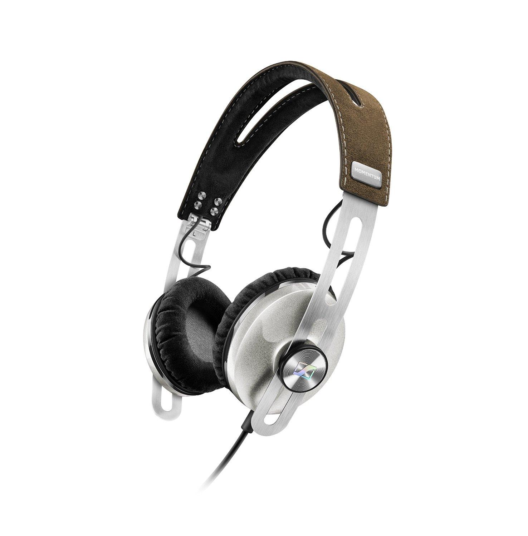 [Amazon.de] Sennheiser Momentum (2.0) On-Ear Kopfhörer in silber für 99€ - 31% sparen!