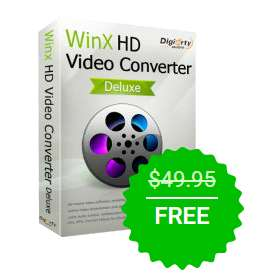 WinX HD Video Converter Deluxe 5.9.1 für Windows