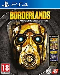 [Amazon.co.uk] Borderlands: The Handsome Collection (PS4) für 25,70€