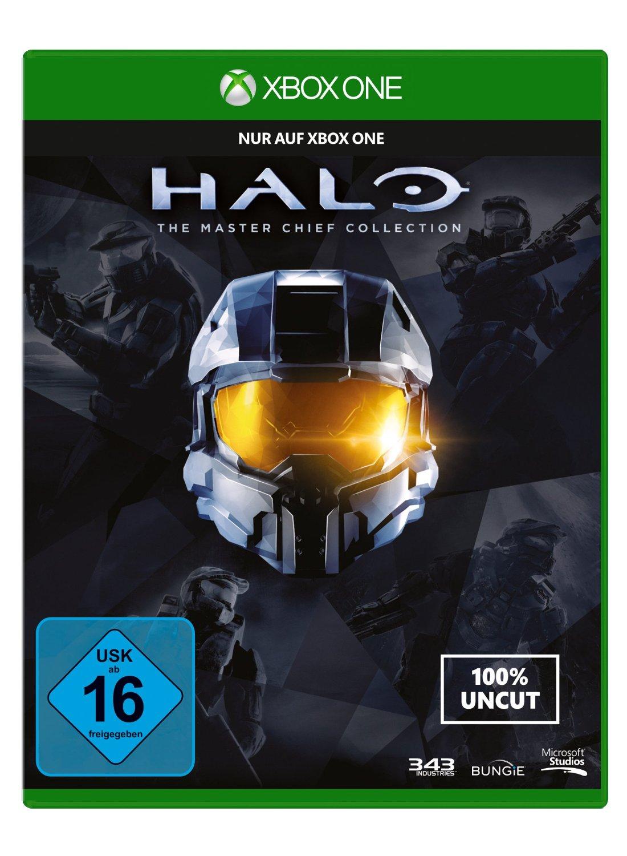 [Amazon.de] Halo - The Master Chief Collection ( Xbox One) um 29,99€ - 29% sparen