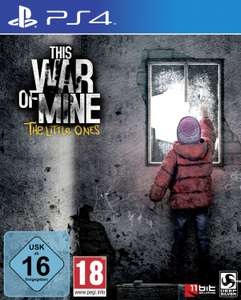 [Amazon.de] This War of Mine: The Little Ones (PS4) für 19,99€ vorbestellen - 28% sparen