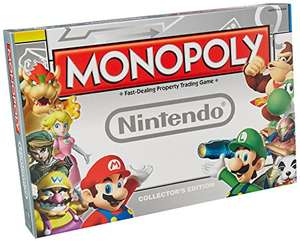 [Amazon.co.uk] Monopoly Nintendo Edition für 27,50€ - 21% sparen