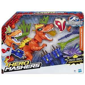 [Amazon] Hasbro B1198EU4 Jurassic World Hero Mashers T-Rex Dino Pack - 8,21 Euro