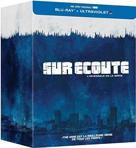 [ Amazo.fr ] The Wire Komplettbox [Blu-ray] für 40€ – alle Staffeln