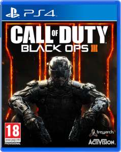 [ Amazon.uk ] Call of Duty: Black Ops III [PS4] für 30€