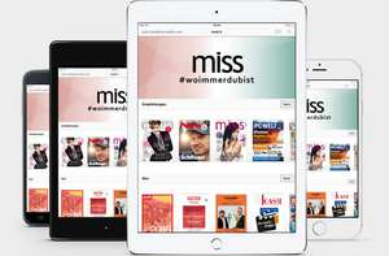 Tausende Zeitschriften gratis lesen (mit Werbeeinblendungen-ähnlich Spotify für Musik)