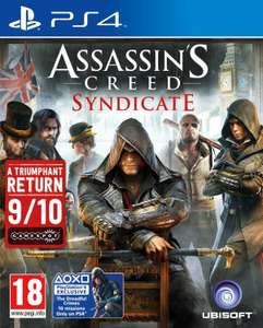 [thegamecollection] Assassin's Creed Syndicate (PS4) für 28,53€ - 35% sparen