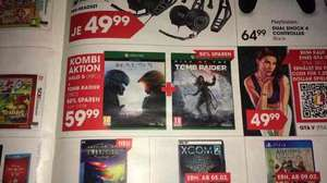 Libro Aktion - Halo 5 + Rise of the Tomb Raider