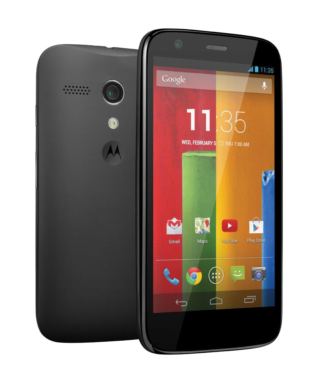 "Motorola Moto G 4,5"" HD Smartphone ohne Simlock nur 69€ (statt 139€)"