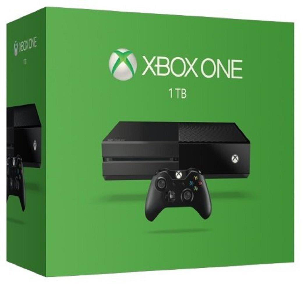 Amazon: Xbox One Konsole 1TB für 299€ - WHD (gut) ab 250€!