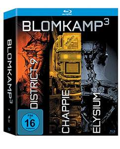 [Amazon.de] Chappie / District 9 / Elysium [Blu-ray] um 13€ - 35% sparen