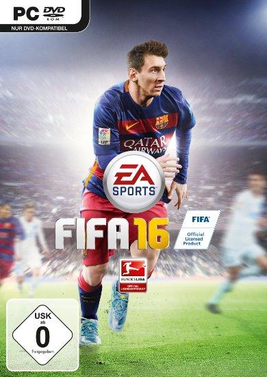 FIFA 16 (PC) um 23,99 € - 32% sparen - neuer Bestpreis
