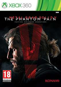 [Amazon.uk] Xbox 360 - Metal Gear Solid The Phantom Pain um 19,18€