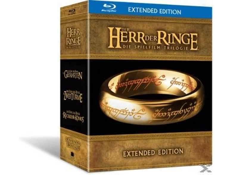 [MediaMarkt.at] Der Herr der Ringe: Die Spielfilm Trilogie Extended Version Blu-Ray für nur 30€ (versandkostenfrei)