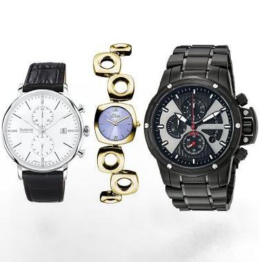Amazon: Bis zu 60% Rabatt auf Uhren, z.B. Casio Herren-Armbanduhr XL Edifice Analog für 99€ (statt 132€)