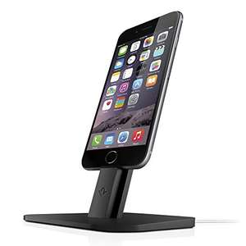 "Twelve South ""HiRise Desktop Stand"" iPhone Docking um 29,99 €"