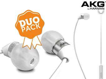 AKG in-ear doppelpack