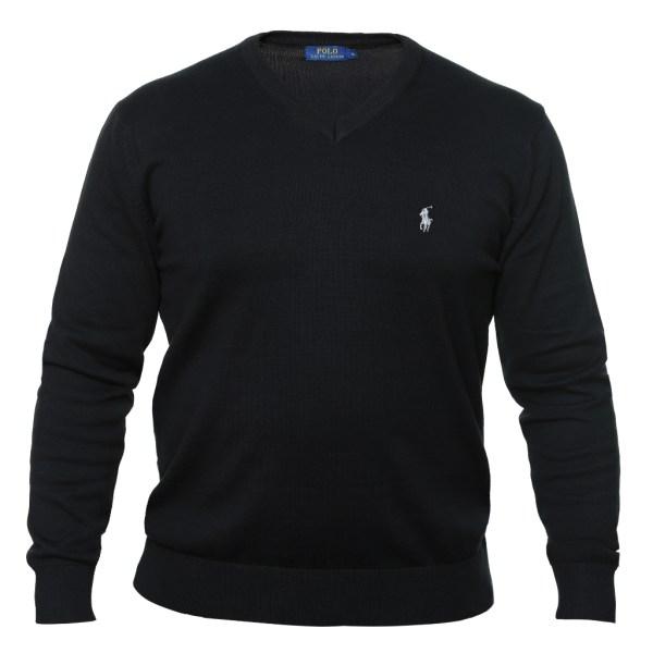Polo Ralph Lauren Pullover Schwarz 39,90€ anstatt 139,00€ | Versand Österreich 3 €
