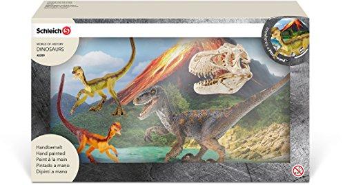 AMAZON: Schleich 42259 - Velociraptor auf der Jagd 5,66€ statt 15,26 €