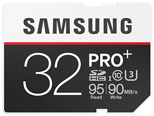 Samsung MicroSDXC Pro (32 GB, 90 MB/s) um 18,60 € - 53% sparen
