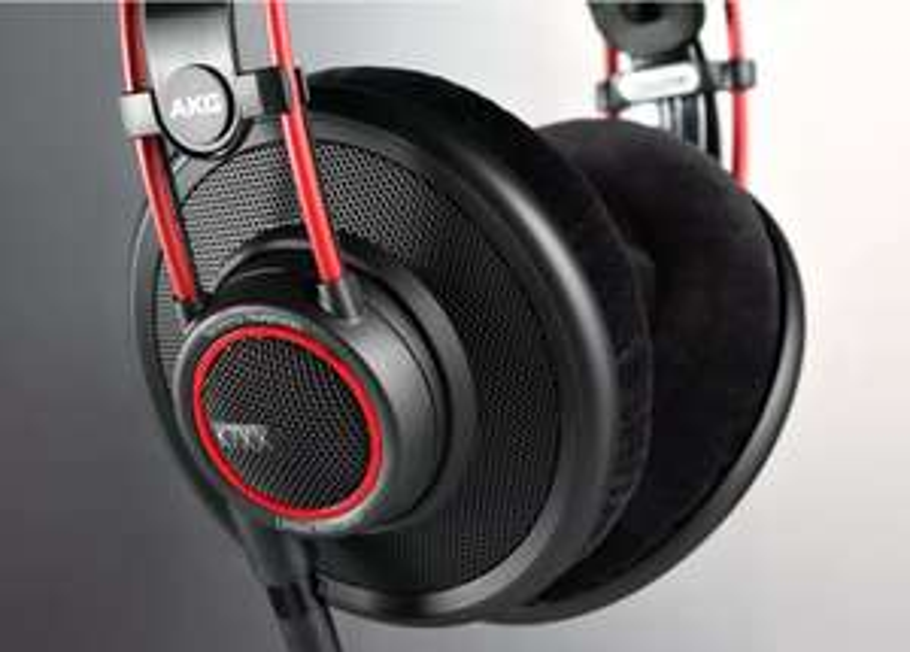 [Massdrop] AKG K7XX Limited Red Edition - offene Over-Ear HiFi Kopfhörer (mit Zoll und USt.) für 248€