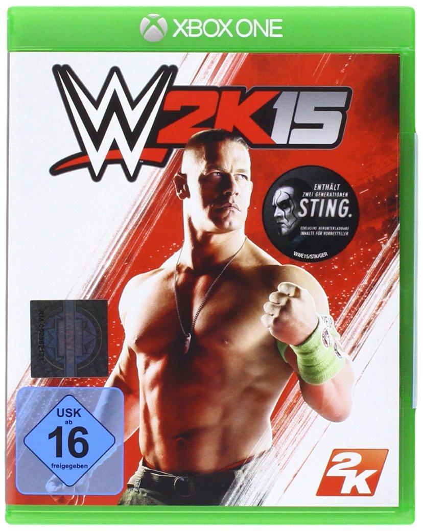 [Amazon.de] Prime: WWE 2K15 (Xbox One) für 12€; PS4 für 13€ - bis zu 60% sparen
