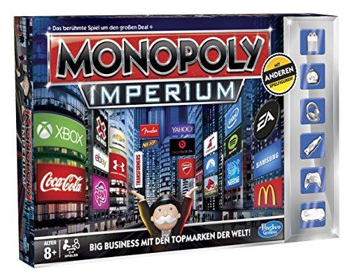 Amazon: Hasbro A4770398 Monopoly Imperium - Edition 2014 für 13,49€