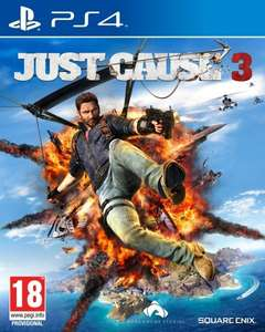 GamesOnly: Just Cause 3 (PlayStation 4) für 33,98€
