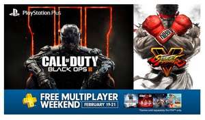 "[US PSN] ""Free Multiplayer Weekend"" vom 19.2.-21.2"